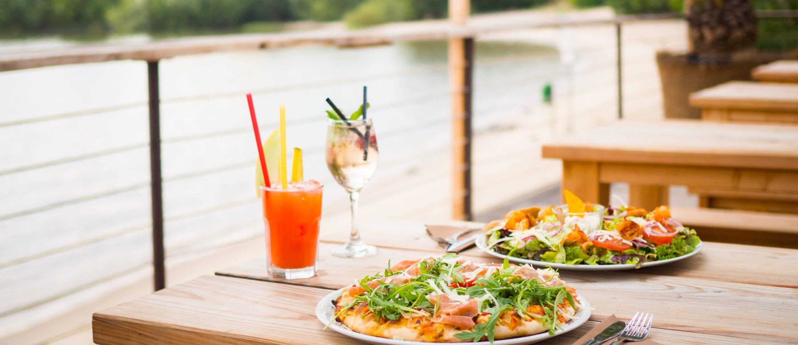 28GRAD Strandbad Wedel - Speisen & Getränke